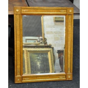 Зеркало из карельской березы,19 век