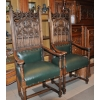 Пара тронов в готическом стиле