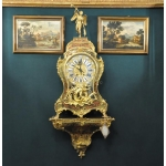 Часы буль настенные,19 век