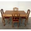 Обеденный стол 4 стула