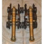 Пушки декоративные, 19 век